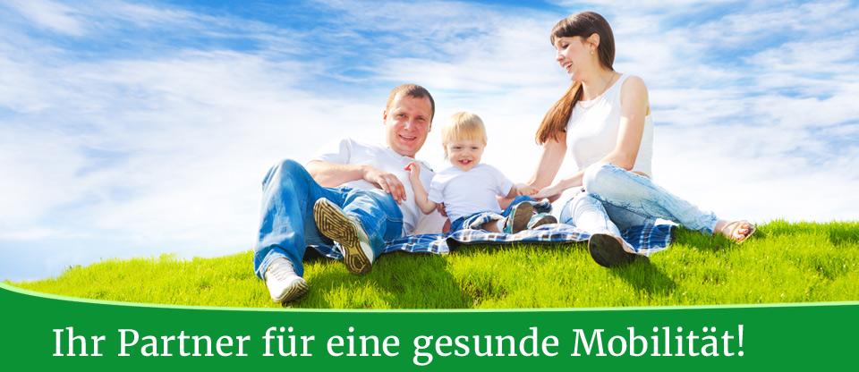 Ihr Partner für eine gesunde Mobilität - Orthopaedie-Schuhtechnik Wolfgang Staneker
