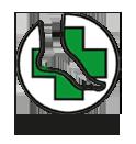Logo Hilfe am Fuss